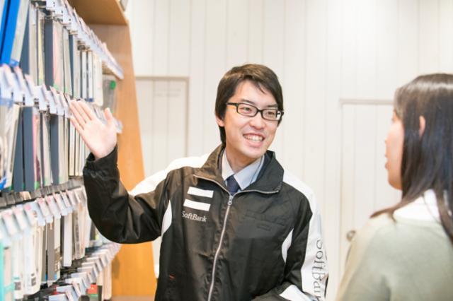 ソフトバンク株式会社 販売職 静岡県富士市中央町エリアの画像・写真
